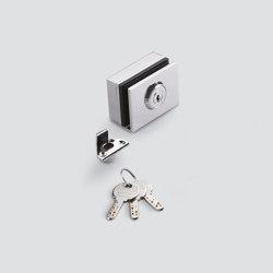 GS Glass | GS-GL20 | Cabinet locks | Sugatsune