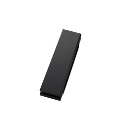 HES | HES3D-G120BKT | Hinges for glass doors | Sugatsune