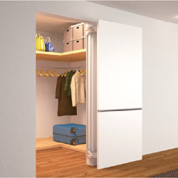 Monoflat LIN-X Hinge | LIN-X1000 | Cabinet hinges | Sugatsune