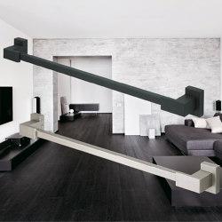 Urban Metal Series | PXB-UM06-450 | Towel rails | Sugatsune