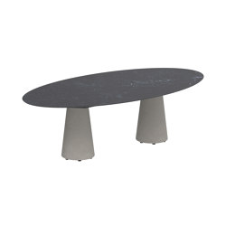 Conix round table   Dining tables   Royal Botania