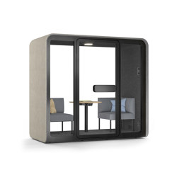 PodBooth Duo | Office Pods | Martela