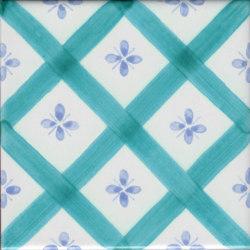 LR PO Grata con Fiore | Ceramic tiles | La Riggiola