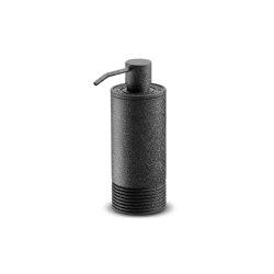 JEE-O soho soap dispenser - hammercoated black | Soap dispensers | JEE-O