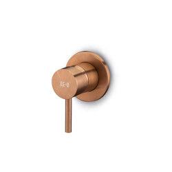JEE-O slimline mixer 01 small | bronze | Shower controls | JEE-O