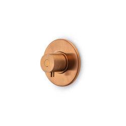 JEE-O slimline thermostat | bronze | Shower controls | JEE-O