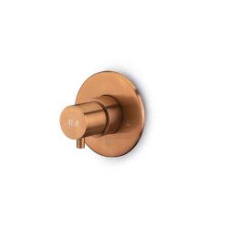 JEE-O slimline diverter | bronze | Shower controls | JEE-O