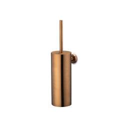 JEE-O slimline toilet brush | bronze | Toilet brush holders | JEE-O
