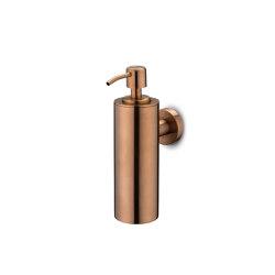 JEE-O slimline wall soap dispenser | bronze | Soap dispensers | JEE-O