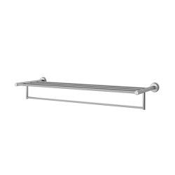 JEE-O slimline towel rack  | brushed | Towel rails | JEE-O
