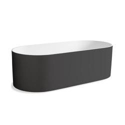 JEE-O by DADO soho bath   black   Bathtubs   JEE-O