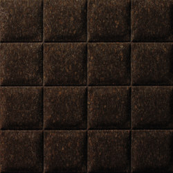 Cork Panel Marone | Recycled cork | coverdec.one
