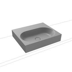 Centro Countertop Washbasin 120mm cool grey 30   Wash basins   Kaldewei
