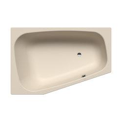 Plaza Duo warm beige 20 | Bathtubs | Kaldewei