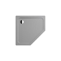 Cornezza cool grey 30   Shower trays   Kaldewei
