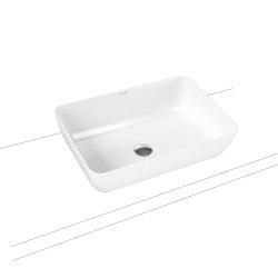 Cayono wash bowl alpine white   Wash basins   Kaldewei
