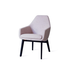 Vico Lazy | Chairs | Montis