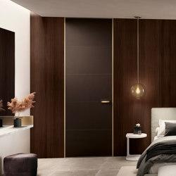 Shell | Pia N & Olmo Boiserie | Internal doors | Barausse Srl