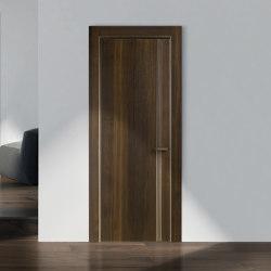 Nature | Tabacco Deco 1 | Internal doors | Barausse Srl