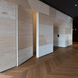 Secret | You Pivot Marble | Internal doors | Barausse Srl