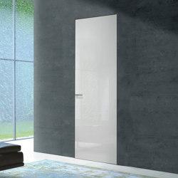 Secret | Bianco Shiny Secret | Internal doors | Barausse Srl
