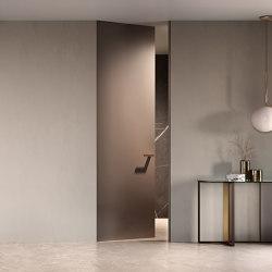 Secret | Color Bronze On Secret | Puertas de interior | Barausse Srl