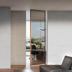 Tip | Rame Tip 060 Tr Fume' | Internal doors | Barausse Srl