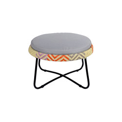 Brazil Stool   Poufs   cbdesign
