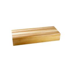 Casual Modular Coffee Table Full Wood | Coffee tables | cbdesign