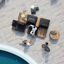 Casual Modular Lounge | Armchairs | cbdesign