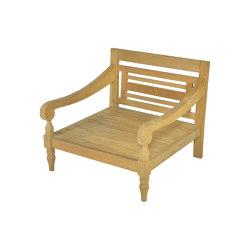 Colonial Lounge Chair | Armchairs | cbdesign