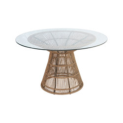 Fiorella Weaving Table 120   Dining tables   cbdesign