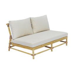 Florence Sofa 2 Seater No Arm   Sofas   cbdesign