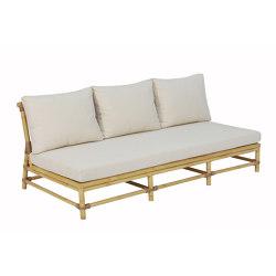 Florence Sofa 3 Seater No Arm | Sofas | cbdesign