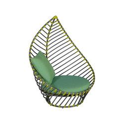 Foglia Lounge Chair | Armchairs | cbdesign
