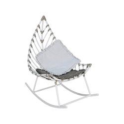 Foglia Rocking Chair | Sillas | cbdesign