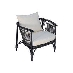 Karon Lounge Chair | Armchairs | cbdesign