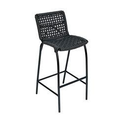 Lara Barstool Single Weaving   Bar stools   cbdesign