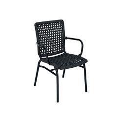 Lara Dining Armchair Single Weaving | Chairs | cbdesign