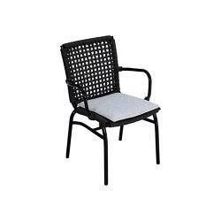 Lara Dining Armchair Single Weaving   Chairs   cbdesign