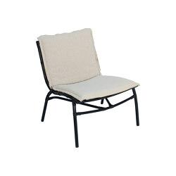 Lara Relax Chair Spokes | Armchairs | cbdesign