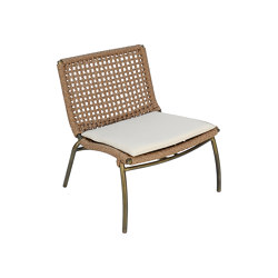 Lara Relax Chair Weaving | Armchairs | cbdesign