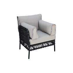 Malaga Lounge Chair | Armchairs | cbdesign