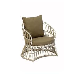 Margherita Lounge Chair | Armchairs | cbdesign