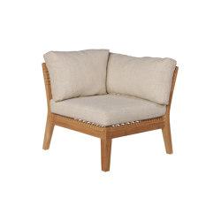 Milly Corner/Cross Weaving | Armchairs | cbdesign