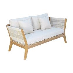 Milly Sofa 2 Seater | Canapés | cbdesign