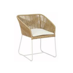Miyako Dining Armchair Full Weaving | Stühle | cbdesign