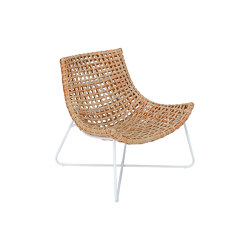 Monaco Low Back Chair (Open Weaving) | Armchairs | cbdesign