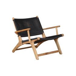 Vienna Relax Armchair Closed Weaving | Armchairs | cbdesign