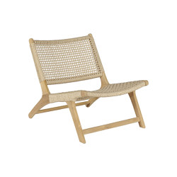 Vienna Relax Chair Synthetic Rope | Armchairs | cbdesign